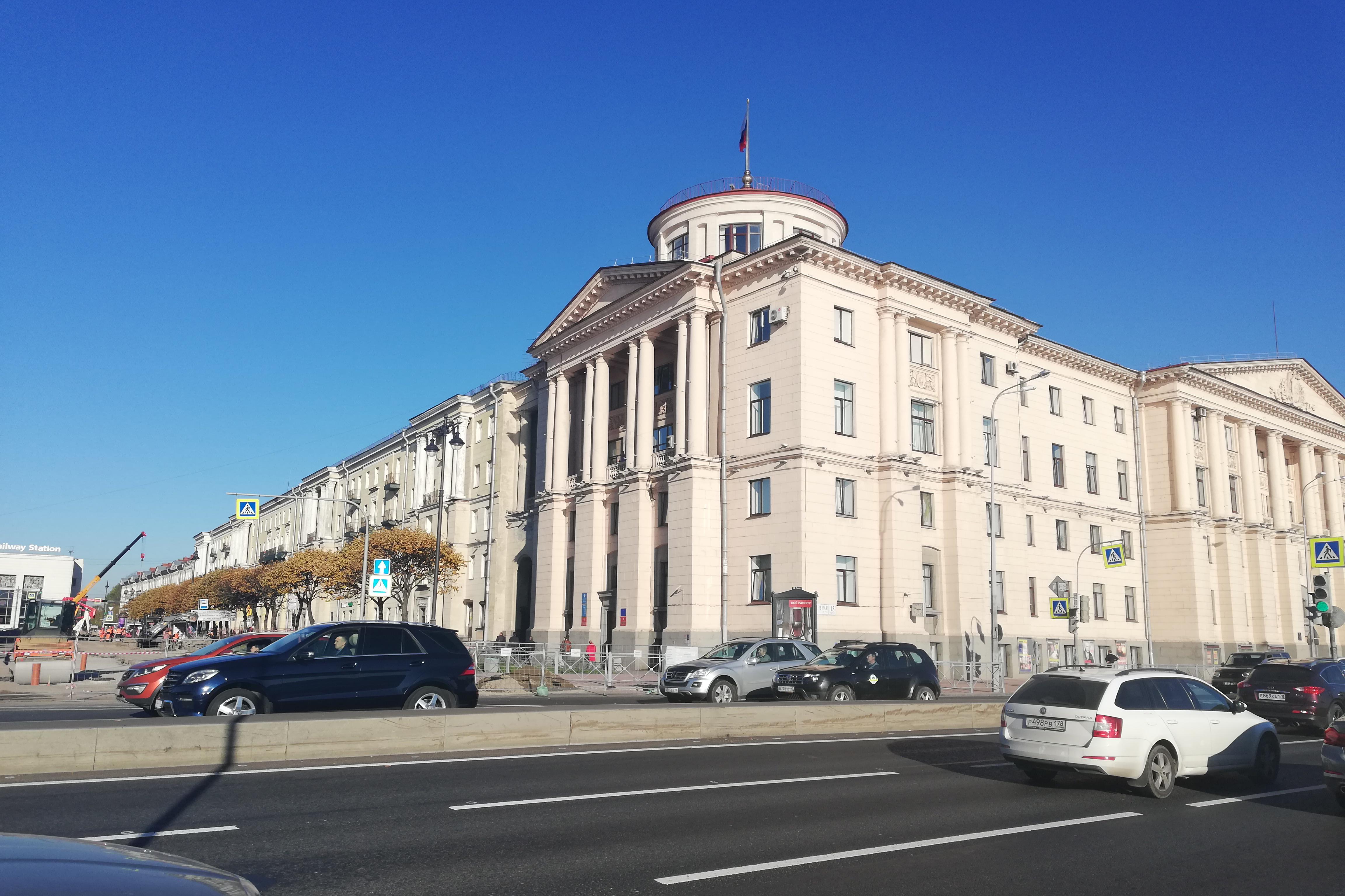 Новостройки московский район санкт петербурга