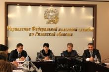Состоялась встреча Н.С. Завиловой с губернатором Рязанской области О.И. Ковалевым