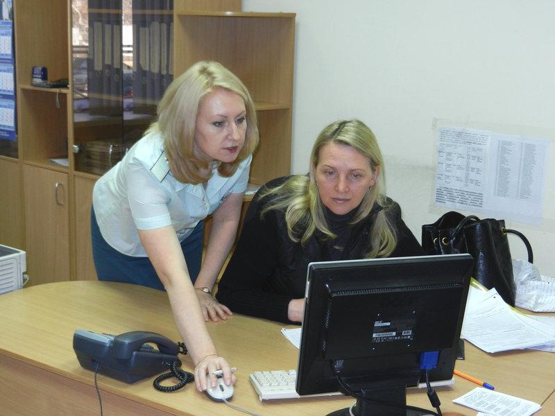 Налоговиками проводятся ежедневные учебы по заполнению декларации по форме №-3НДФЛ