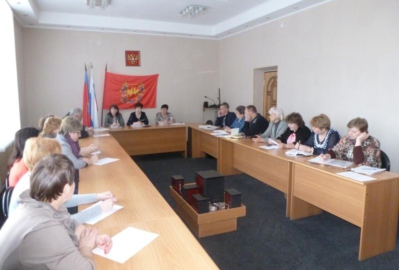 Роль местных налогов в формировании бюджета обсудили на заседании в Петушинском районе ФНС 33 Владимирская область
