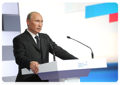Vladimir Putin Called the Governors for a More Active Support of Small and Medium Business