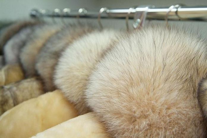 Меховые изделия без маркировки воспрещено торговать в государствах ЕЭАС с12августа