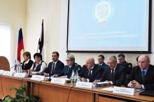 заседание комиссии по подготовке программного документа партии единая россия на предстоящих выборах в