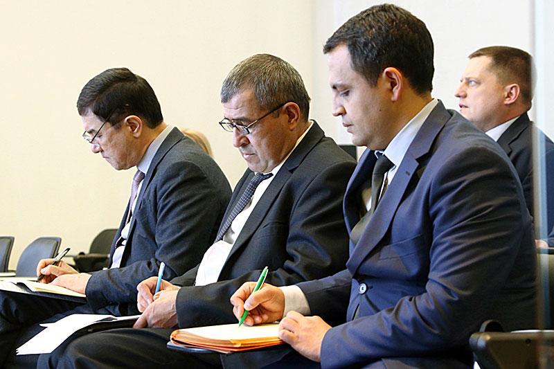 Передовые методы налогового администрирования в России представили делегации Республики Узбекистан