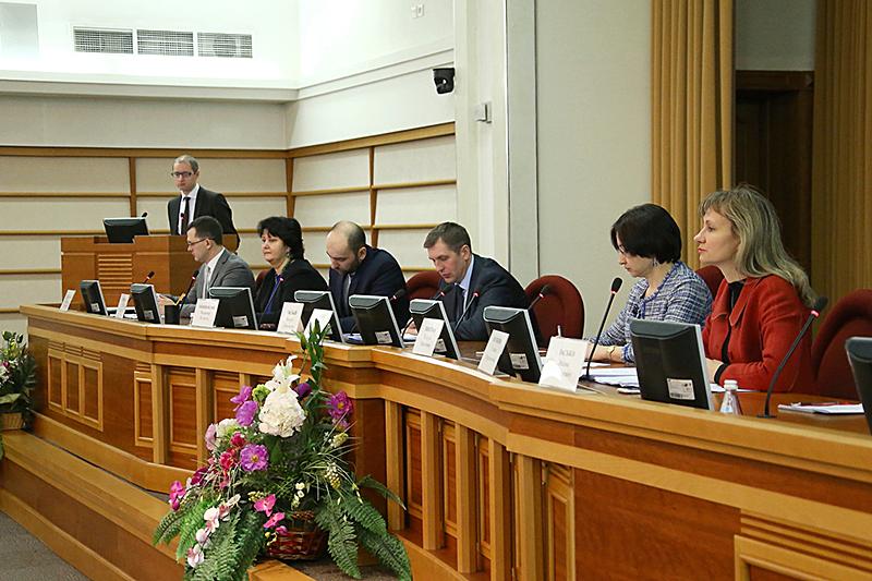 Дмитрий Сатин: Ставка на инновационные технологии позволила ФНС России сохранить положительные тенденции в налоговом администрировании