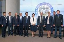 Делегация налоговой администрации Китая ознакомилась с последними нововведениями в российском налоговом администрировании   ФНС