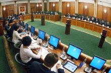 Михаил Мишустин: Общий эффект от введения онлайн касс и маркировки товаров позволит выйти на новый уровень контроля за денежными потоками   ФНС