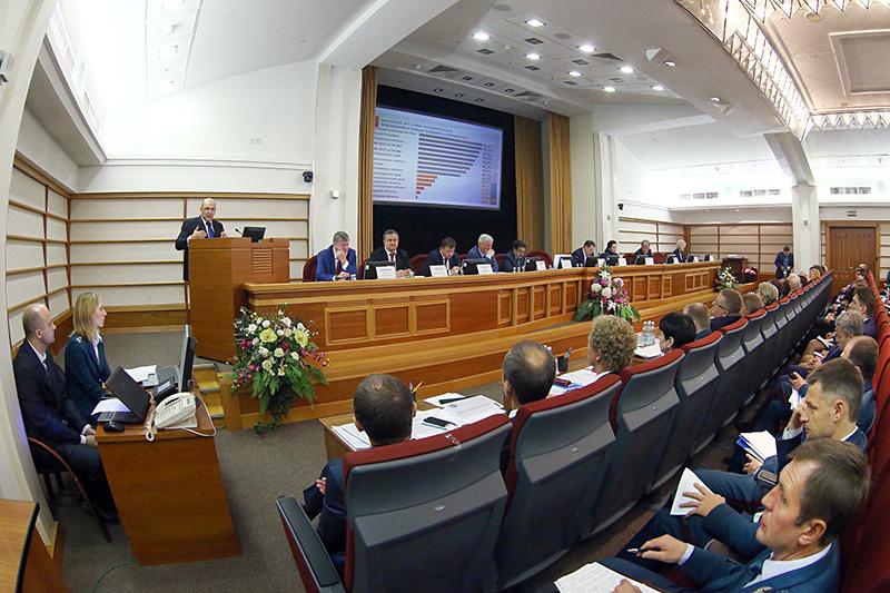 Выступление мишустина в конгресс холле
